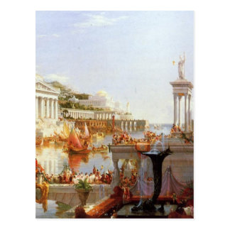 The Course of Empire: The Consummation ... Postcard