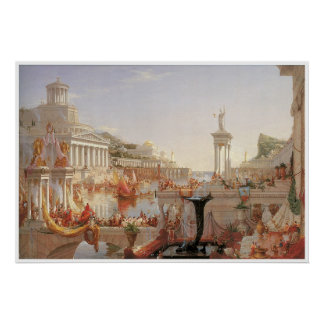 The Course of Empire: TheConsummation of Empire Poster
