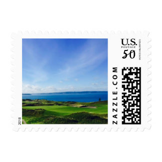 the course postage