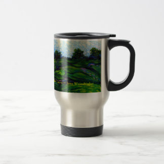 The Course TRAVEL MUG STEEL