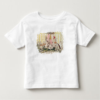 The Court at Brighton a la Chinese, 1816 Toddler T-shirt