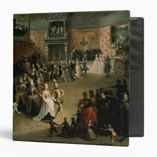 The Court Ball, 1604 3 Ring Binder