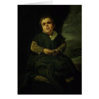 The Court Dwarf, Don Franciso Lezcano Card