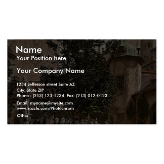 The Court, Hofbrauhaus, Munich, Bavaria, Germany c Business Card Template