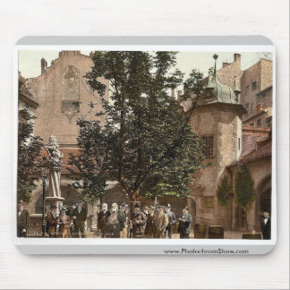 The Court, Hofbrauhaus, Munich, Bavaria, Germany c Mouse Pad
