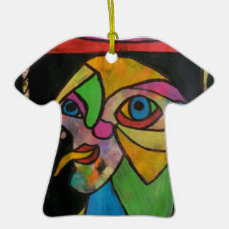 The Court Jester1 Ceramic T-Shirt Decoration