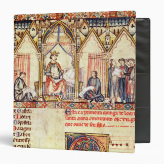 The court of Alfonso X  'the Wise' Binder