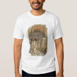 The Court of the Lions, the Alhambra, Granada, 185 T-shirt