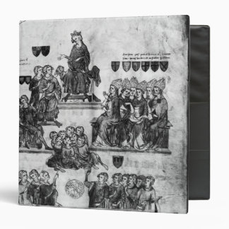 The Court of the Peers Binder