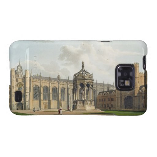 The Court of Trinity College, Cambridge, from 'The Galaxy S2 Covers