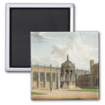 The Court of Trinity College, Cambridge, from 'The Refrigerator Magnet