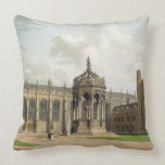 The Court of Trinity College, Cambridge, from 'The Throw Pillows