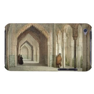 The Court Room of the Alhambra, Granada, 1853 (lit Case-Mate iPod Touch Case
