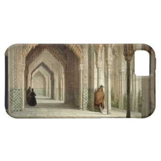 The Court Room of the Alhambra, Granada, 1853 (lit iPhone SE/5/5s Case