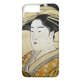 The Courtesan Hanaogi iPhone 7 Plus Case