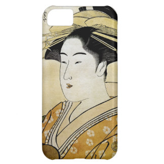 The Courtesan Hanogi Cover For iPhone 5C