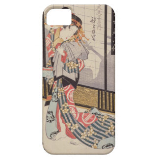 The Courtesan Hitomoto of the Daimonjiya House iPhone SE/5/5s Case