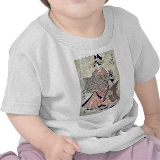 The courtesan of Ichizen by Utagawa,Kuninaga Tee Shirts