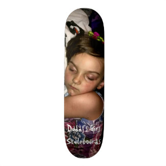 The Courtney Collection Skateboard Deck