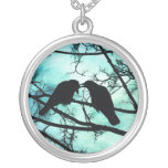 The Courtship of Crows Necklace