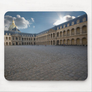 The Courtyard Mouse Pad