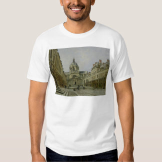 The Courtyard of the Old Sorbonne, 1886 T-Shirt
