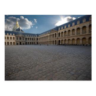 The Courtyard Postcard