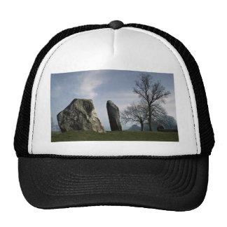 The Cove, Avebury, Wiltshire, England Europe Mesh Hats