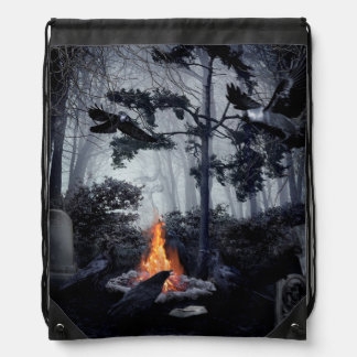 The Coven Drawstring Backpack