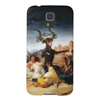 The Coven Francisco José de Goya masterpiece paint Galaxy S5 Case