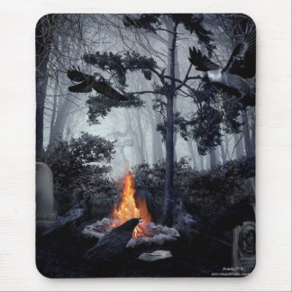 The Coven Mouse Pad