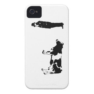 The Cow iPhone 4 Case