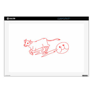The Cow Jumped Decals For Laptops