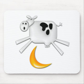 The Cow Jumped Over the Moon Mouse Pad