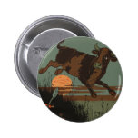 The Cow Jumped Over the Moon Pinback Buttons