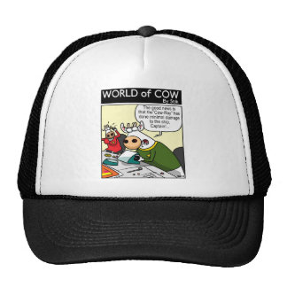 """The """"COW-RAY"""" Trucker Hat"""
