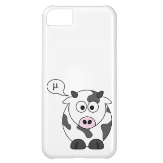 The Cow Says μ iPhone 5C Cover