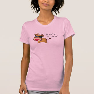 """""""The cow says moo"""" Camisole T-shirt"""