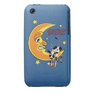 The cow slumped over the moon 2 iPhone 3 cases