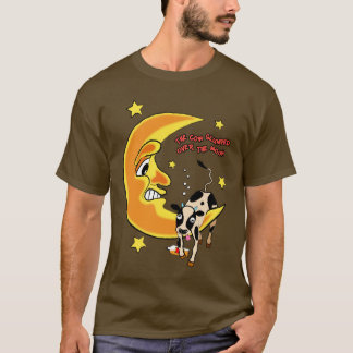 The cow slumped over the moon 2 T-Shirt