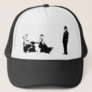 The Cow Trucker Hat