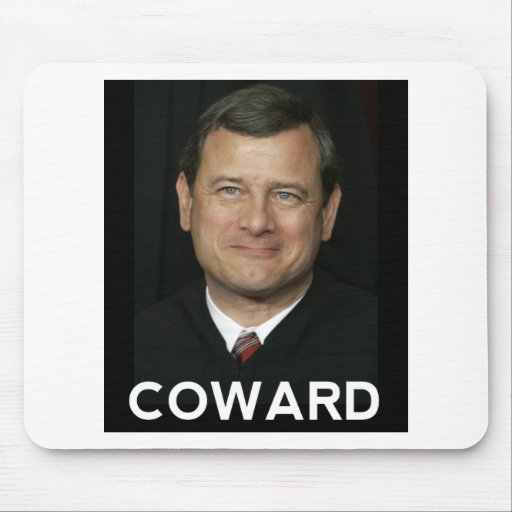 The Coward Mouse Pad