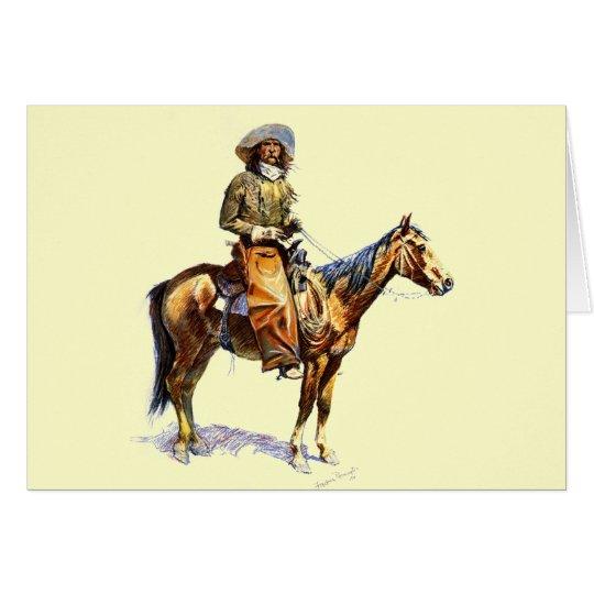 The Cowboy Card