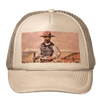 The Cowboy Trucker Hat