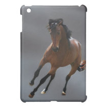 The cowboy horse called Riboking ipad case