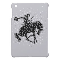 The cowboy. iPad mini cover