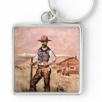 The Cowboy Keychain