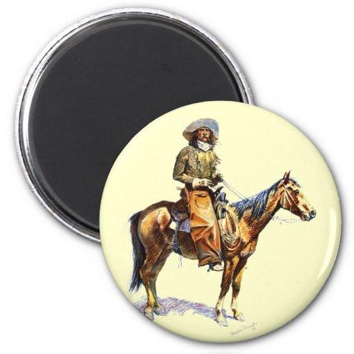 The Cowboy Magnet
