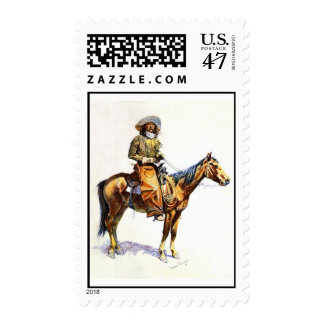 The Cowboy Postage