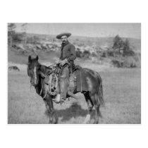 The Cowboy Postcard